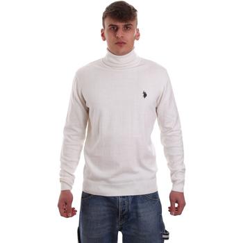 Odjeća Muškarci  Puloveri U.S Polo Assn. 52484 48847 Bijela