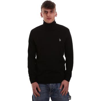 Odjeća Muškarci  Puloveri U.S Polo Assn. 52484 48847 Crno