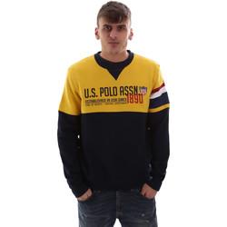 Odjeća Muškarci  Sportske majice U.S Polo Assn. 52522 49151 Žuta boja