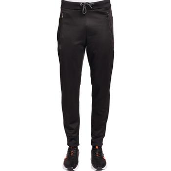 Odjeća Muškarci  Chino hlačei hlače mrkva kroja Gaudi 921FU24004 Crno