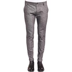 Odjeća Muškarci  Chino hlačei hlače mrkva kroja Gaudi 921FU25008 Siva