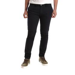 Odjeća Muškarci  Chino hlačei hlače mrkva kroja Gaudi 921FU25015 Plava