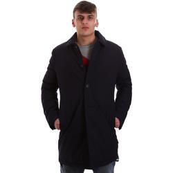 Odjeća Muškarci  Kaputi Gaudi 921FU35011 Plava