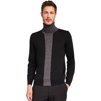 Odjeća Muškarci  Puloveri Gaudi 921FU53008 Crno