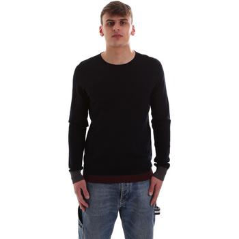 Odjeća Muškarci  Puloveri Gaudi 921FU53039 Plava