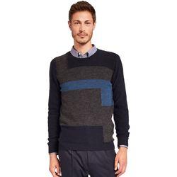 Odjeća Muškarci  Puloveri Gaudi 921FU53044 Plava