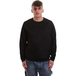Odjeća Muškarci  Sportske majice Gaudi 921FU64029 Crno