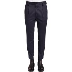 Odjeća Muškarci  Hlače od odijela Gaudi 921FU25024 Plava