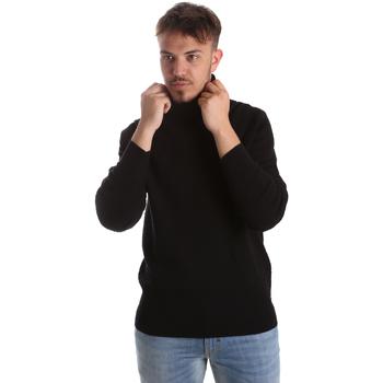 Odjeća Muškarci  Puloveri Gaudi 921FU53048 Crno