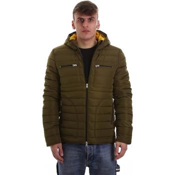 Odjeća Muškarci  Pernate jakne Gaudi 921BU35019 Zelena