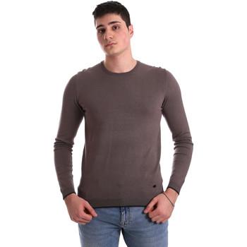 Odjeća Muškarci  Puloveri Gaudi 921BU53001 Smeđa