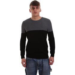 Odjeća Muškarci  Puloveri Gaudi 921BU53010 Crno