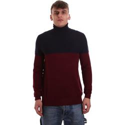 Odjeća Muškarci  Puloveri Gaudi 921BU53011 Crvena
