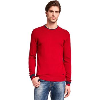 Odjeća Muškarci  Puloveri Gaudi 921BU53012 Crvena