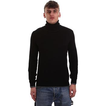 Odjeća Muškarci  Puloveri Gaudi 921BU53040 Crno