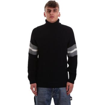 Odjeća Muškarci  Puloveri Gaudi 921BU53050 Plava