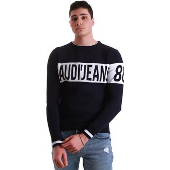 Odjeća Muškarci  Puloveri Gaudi 921BU53067 Plava