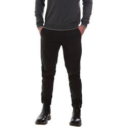 Odjeća Muškarci  Chino hlačei hlače mrkva kroja Gaudi 921BU25026 Siva