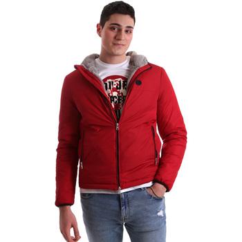 Odjeća Muškarci  Kratke jakne Gaudi 921BU35006 Crvena