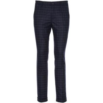 Odjeća Muškarci  Hlače od odijela NeroGiardini A970573U Plava