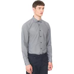 Odjeća Muškarci  Košulje dugih rukava Antony Morato MMSL00548 FA430389 Plava