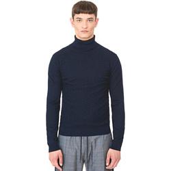 Odjeća Muškarci  Puloveri Antony Morato MMSW00977 YA200055 Plava