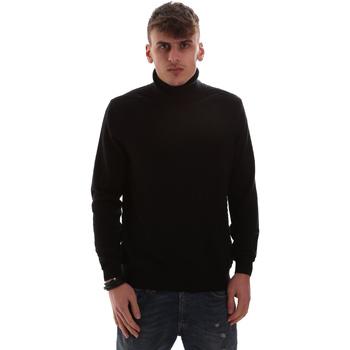 Odjeća Muškarci  Puloveri Antony Morato MMSW00977 YA200055 Crno