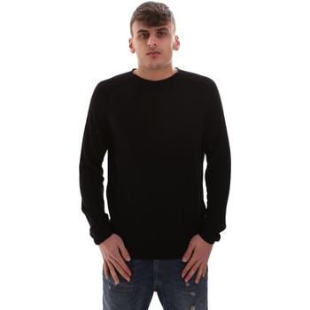 Odjeća Muškarci  Puloveri Antony Morato MMSW00998 YA200038 Crno