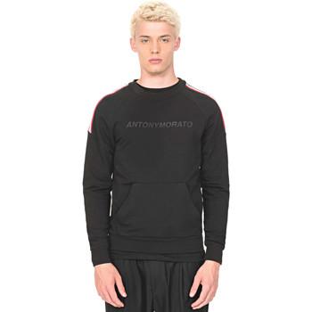 Odjeća Muškarci  Sportske majice Antony Morato MMFL00549 FA150048 Crno