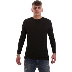 Odjeća Muškarci  Majice dugih rukava Antony Morato MMKL00264 FA100066 Crno