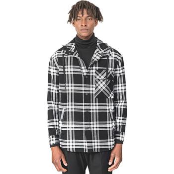 Odjeća Muškarci  Košulje dugih rukava Antony Morato MMSL00555 FA410113 Crno