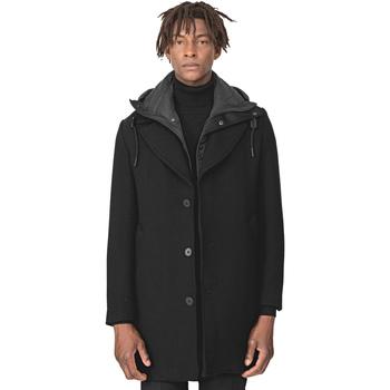 Odjeća Muškarci  Kaputi Antony Morato MMCO00581 FA500047 Crno