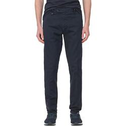 Odjeća Muškarci  Chino hlačei hlače mrkva kroja Antony Morato MMTR00496 FA800120 Plava