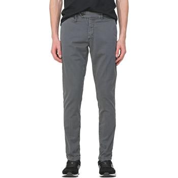 Odjeća Muškarci  Chino hlačei hlače mrkva kroja Antony Morato MMTR00496 FA800120 Siva
