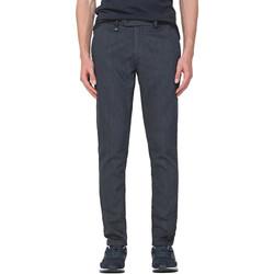 Odjeća Muškarci  Chino hlačei hlače mrkva kroja Antony Morato MMTR00496 FA850205 Plava