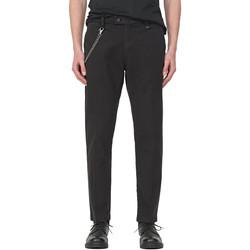 Odjeća Muškarci  Chino hlačei hlače mrkva kroja Antony Morato MMTR00526 FA800094 Crno