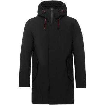 Odjeća Muškarci  Kaputi Invicta 4432373/U Crno