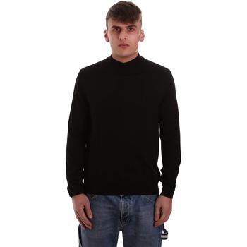 Odjeća Muškarci  Puloveri Navigare NV11006 32 Crno