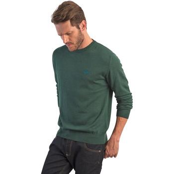 Odjeća Muškarci  Puloveri La Martina OMS005 YW020 Zelena