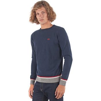 Odjeća Muškarci  Puloveri La Martina OMS021 YW025 Plava