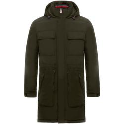 Odjeća Muškarci  Kaputi Invicta 4432370/U Zelena