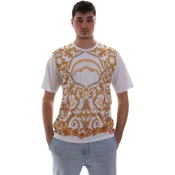 Odjeća Muškarci  Majice kratkih rukava Sprayground SP019S Bijela