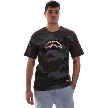 Odjeća Muškarci  Majice kratkih rukava Sprayground SP018SBLA Crno
