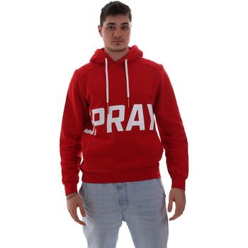 Odjeća Muškarci  Sportske majice Sprayground 19AISP006 Crvena