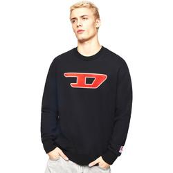 Odjeća Muškarci  Sportske majice Diesel 00SY7B 0IAJH Crno