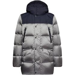 Odjeća Muškarci  Pernate jakne Geox M9425K TC129 Srebro