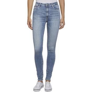 Odjeća Žene  Skinny traperice Tommy Hilfiger DW0DW06570 Plava