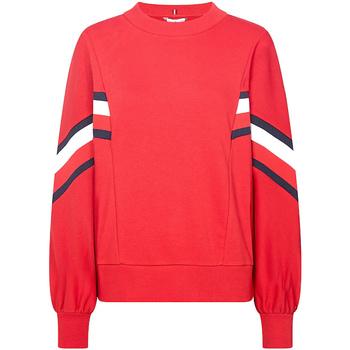 Odjeća Žene  Sportske majice Tommy Hilfiger WW0WW25803 Crvena