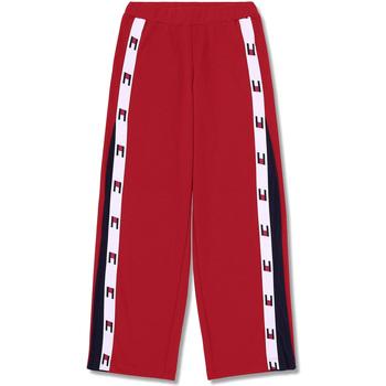 Odjeća Žene  Donji dio trenirke Tommy Hilfiger S10S100175 Crvena