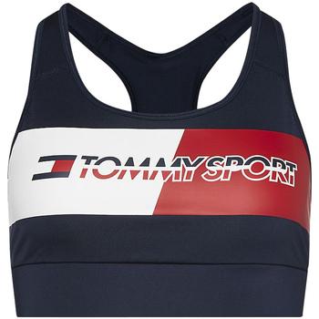 Odjeća Žene  Sportski grudnjaci Tommy Hilfiger S10S100299 Plava